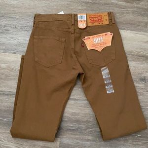 NWT Levi's men's pants 501 30x29
